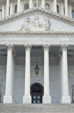 East Front of United States Capitol Royalty Free Stock Photo