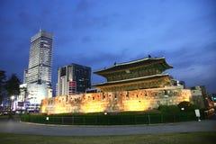 East gate of Seoul Stock Photos