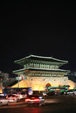 East gate of Seoul Royalty Free Stock Photos