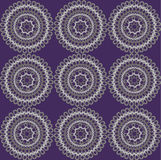 East geometric seamless pattern. Royalty Free Stock Images
