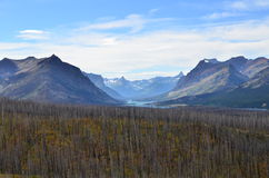 East Glacier National Park, Montana Stock Photos