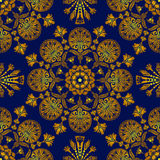 East Gold Background