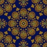 East gold background vector illustration