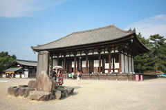 East Golden Hall at Kofuku-ji in Nara Stock Images