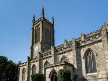 EAST GRINSTEAD, WEST  SUSSEX/UK - JULY 23 : View of St Swithun's Stock Photo