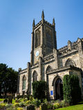 EAST GRINSTEAD, WEST  SUSSEX/UK - JULY 23 : View of St Swithun's Royalty Free Stock Photos