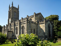 EAST GRINSTEAD, WEST  SUSSEX/UK - JULY 23 : View of St Swithun's Stock Photography