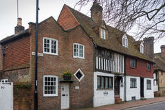 EAST GRINSTEAD, WEST SUSSEX/UK - MARCH 12 : Ye olde lock up and Royalty Free Stock Photos