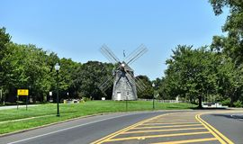East hampton new york state historic building mill. There is historic building of East hampton in state of New York , one of the american heritage city , which royalty free stock photos