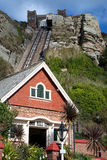 East Hill Cliff Funicular Railway Royalty Free Stock Photo