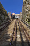 East Hill Lift in Hastings Royalty Free Stock Images