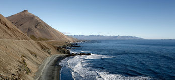 East Iceland Stock Images
