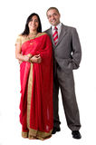 East Indian Couple Royalty Free Stock Images