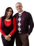 East Indian Couple Stock Image