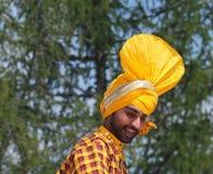 East Indian Dancer Stock Photo