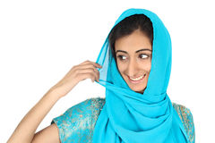 East Indian teen Stock Images