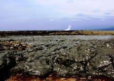 East Java Mud Volcano 2 Stock Image