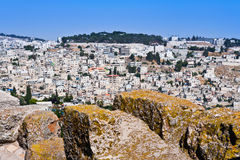 East Jerusalem Royalty Free Stock Photos