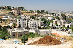 East Jerusalem. Royalty Free Stock Photo