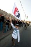 East Jerusalem Protest Royalty Free Stock Photos