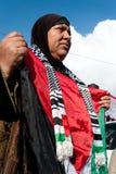 East Jerusalem Protest Stock Photos