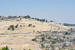 East Jerusalem Royalty Free Stock Images