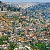 East Jerusalem Stock Image