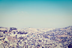 East Jerusalem Stock Image