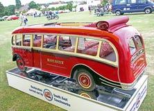 East kent miniature model coach bus Stock Photo