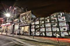East London Graffiti Royalty Free Stock Photography