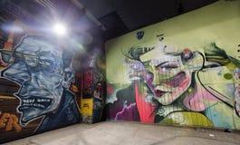 East London Graffiti Royalty Free Stock Photos