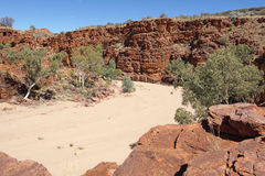 East MacDonnell Ranges, Australia Royalty Free Stock Photography
