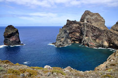 East of Madeira island, Ponta de Sao Lourenco Royalty Free Stock Image