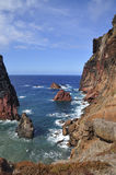 East of Madeira island, Ponta de Sao Lourenco Royalty Free Stock Photos