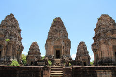 East Mebon in Angkor Royalty Free Stock Photo