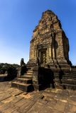 East Mebon Angkor Wat Siem Reap Cambodia South East Asia is a 10th Century temple at Angkor, Cambodia. Stock Image