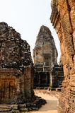 East Mebon Stock Photography