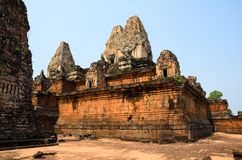 East Mebon Royalty Free Stock Image