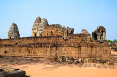 East Mebon Royalty Free Stock Images