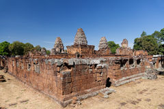 East Mebon temple in Angkor complex Stock Image
