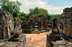 East Mebon temple Stock Images