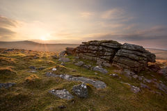 East Mill Tor Royalty Free Stock Photography