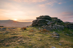 East Mill Tor Stock Photography