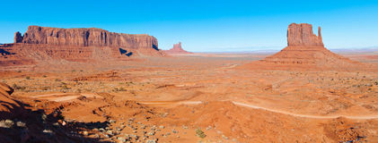 Free East Mitten In Monument Valley Stock Photography - 38173932