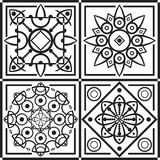 East Ornament Royalty Free Stock Images