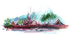 East vector illustration