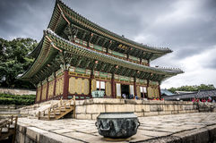 East Palace in Seoul royalty free stock photography
