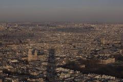 The East of Paris stock photos