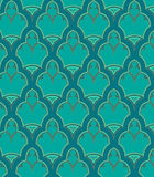 East pattern Royalty Free Stock Image