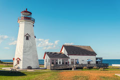 East Point Lighthouse Royalty Free Stock Image